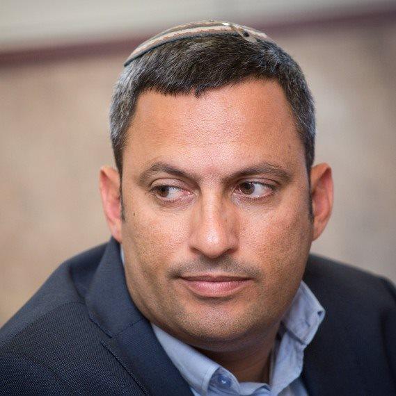 ראש עיריית שדרות אלון דוידי