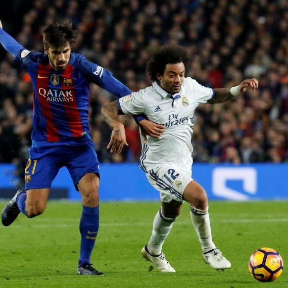 ברצלונה נגד ריאל מדריד