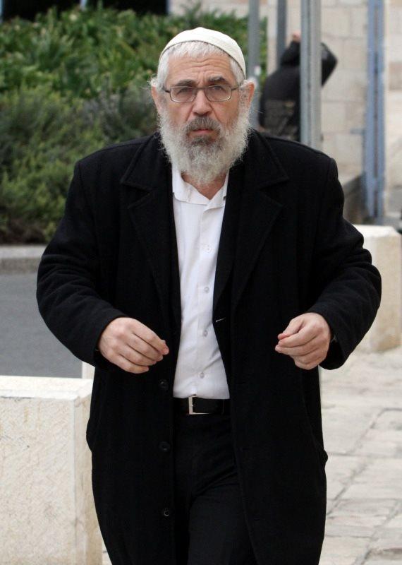 הרב מרדכי אילון