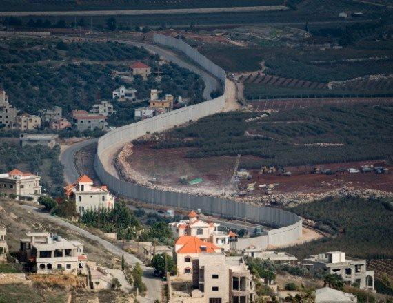 גבול ישראל ולבנון