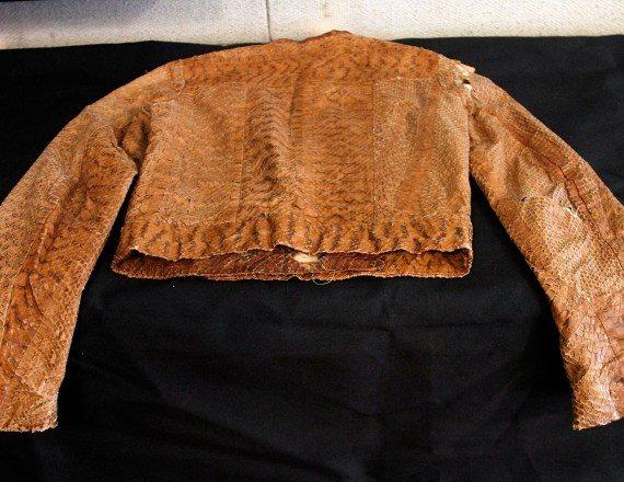 המעיל של ג'ים מוריסון
