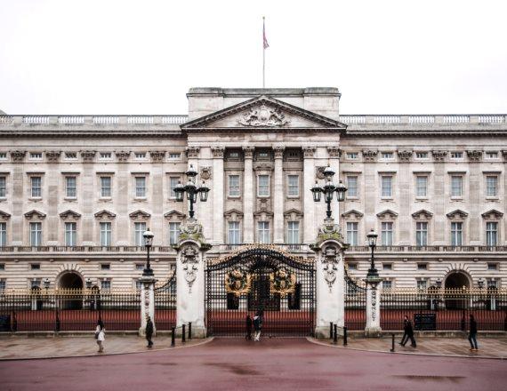 ארמון באקינגהאם בלונדון