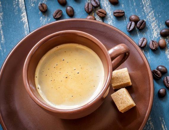 קפה, חלב ודיאטה