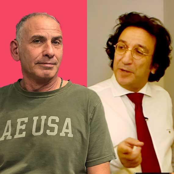 """ד""""ר דניאל דריי ושי אביבי"""