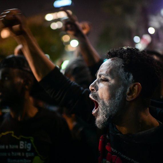 מחאת בני העדה האתיופים