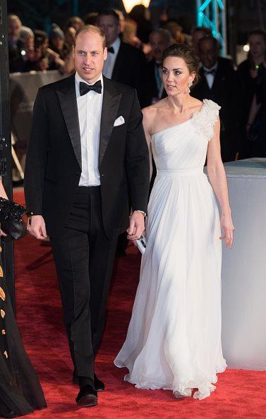 קייט מידלטון והנסיך וויליאם. וואו.