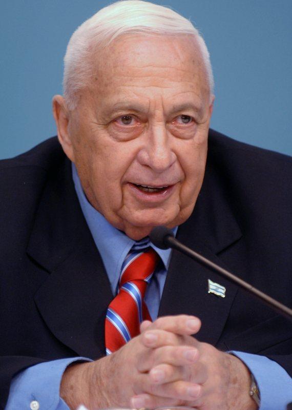 """אריאל שרון ז""""ל"""