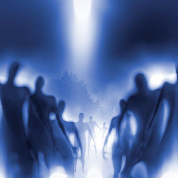 מתגרשים בגלל רוח רפאים