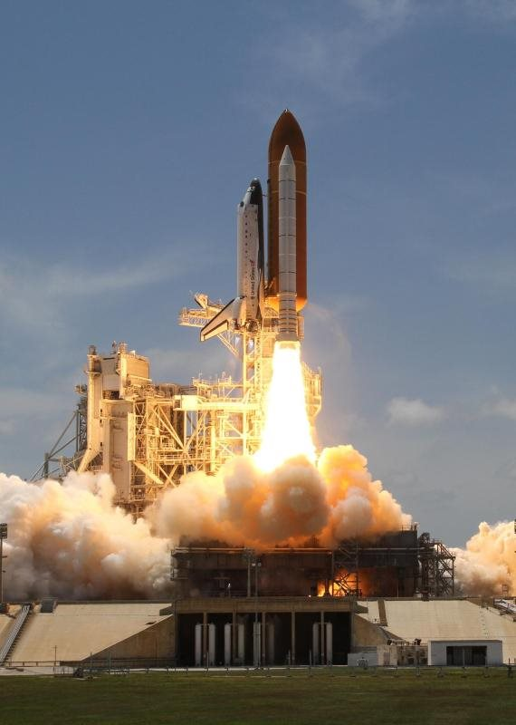 שיגור חללית