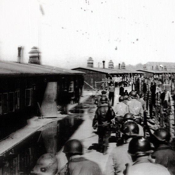מחנה במלחמת העולם השנייה