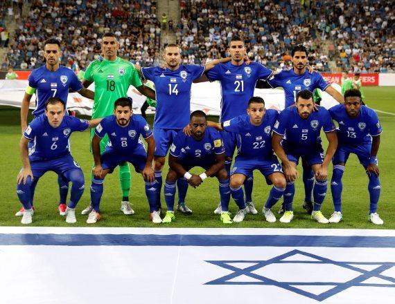 נבחרת ישראל בפסגה