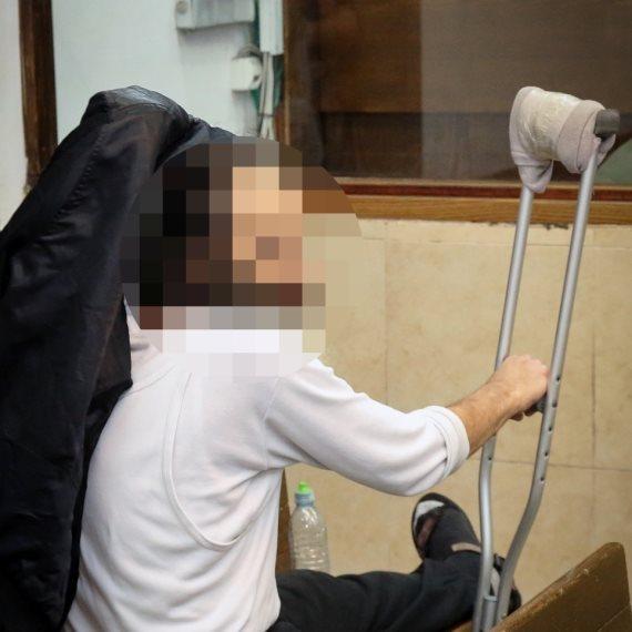 """החשוד ברצח של יסמין רז ז""""ל"""