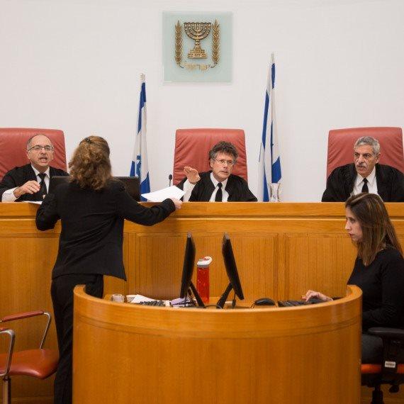 בית המשפט (ארכיון)
