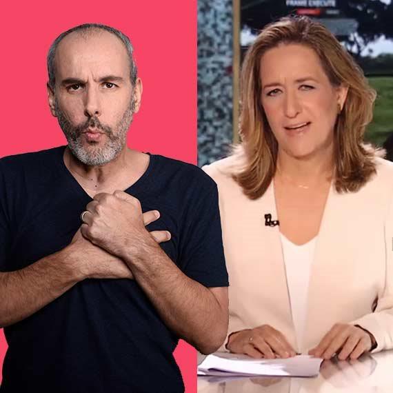 אילנה דיין ושי גולדשטיין