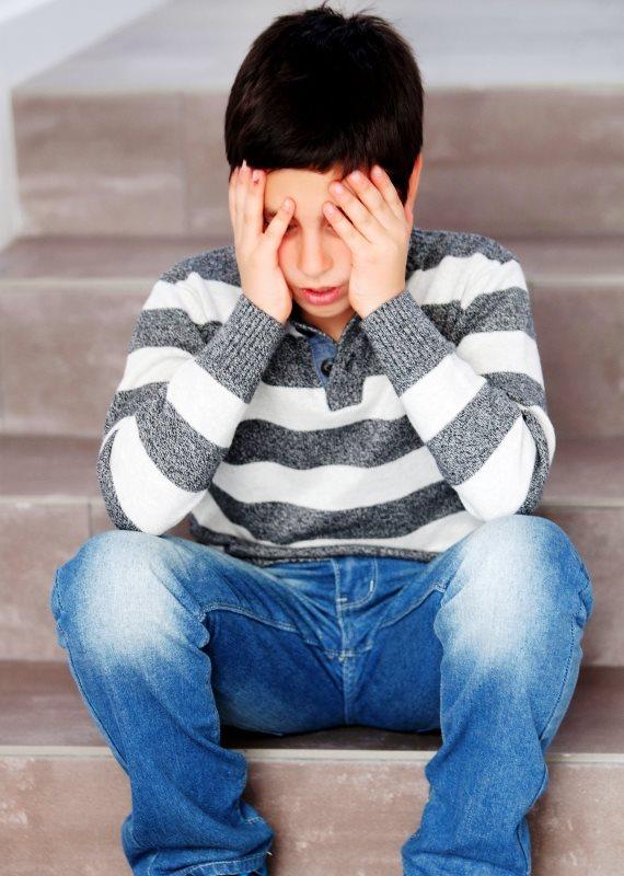 """""""בני אובחן כסובל מקשיים רגשיים"""""""