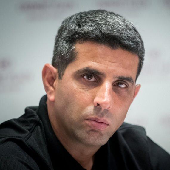 מאמן הפועל חיפה המתפטר