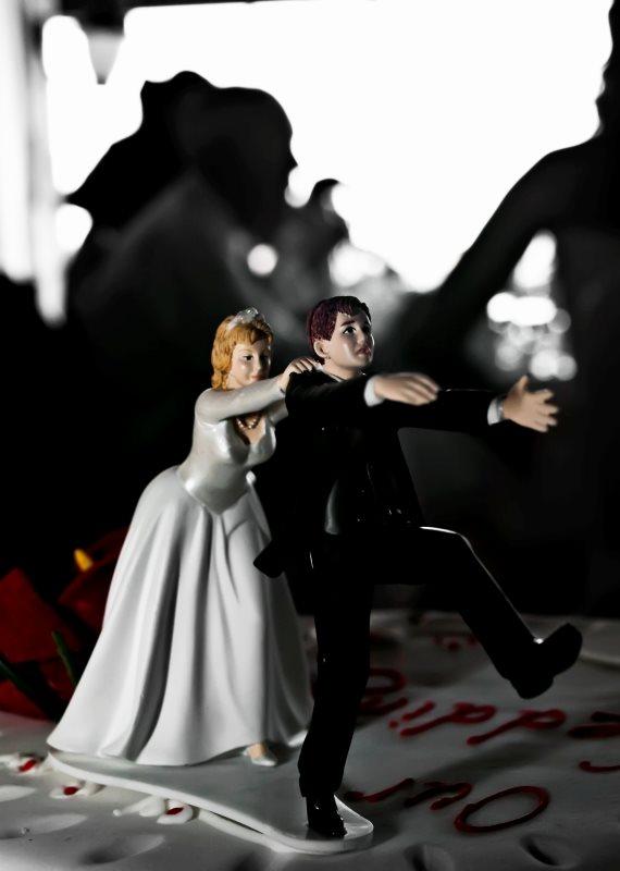 איזה דברים מוזרים קרו לכם בחתונה?
