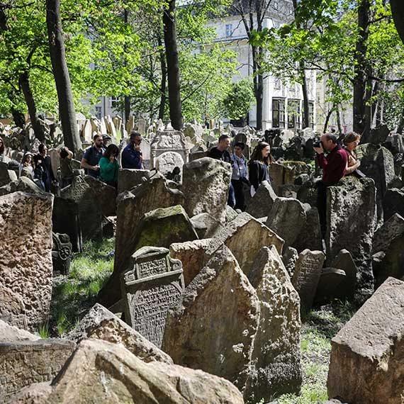 בית עלמין יהודי בפראג, היום
