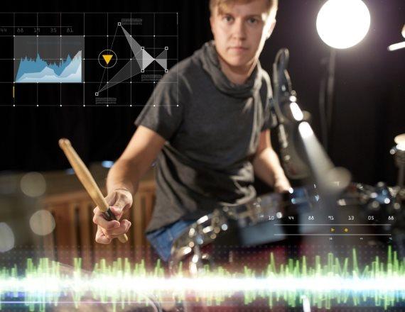 מוזיקה וטכנולוגיה