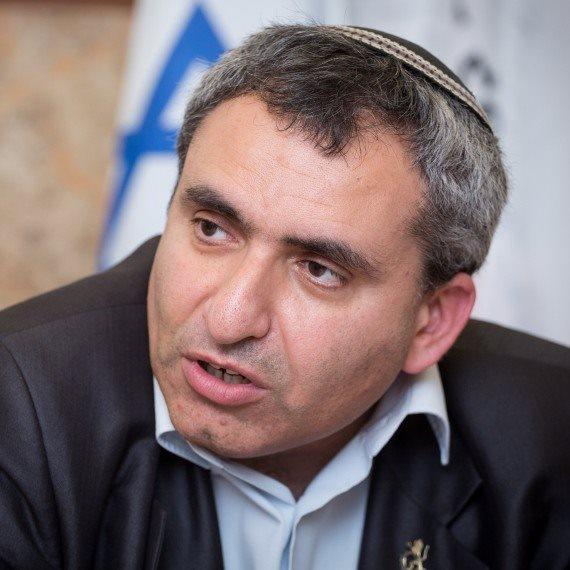 השר להגנת הסביבה, לירושלים ולמורשת, חבר הקבינט המדיני-ביטחוני, זאב אלקין