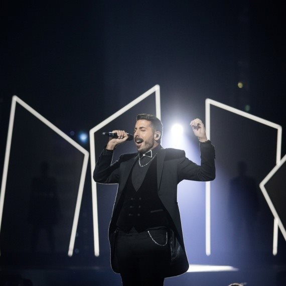 קובי מרימי בגמר האירוויזיון