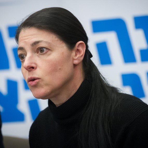 חברת הכנסת לשעבר מרב מיכאלי