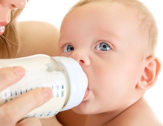 הכנת הבקבוק לתינוק הופכת לדיגיטלית