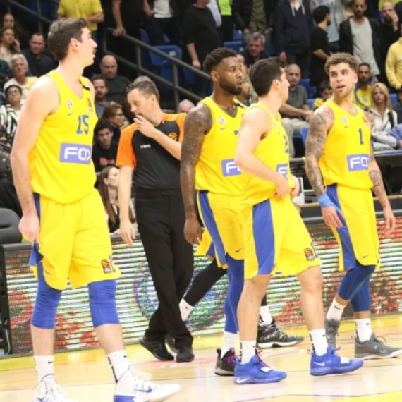 שחקני מכבי תל אביב בכדורסל