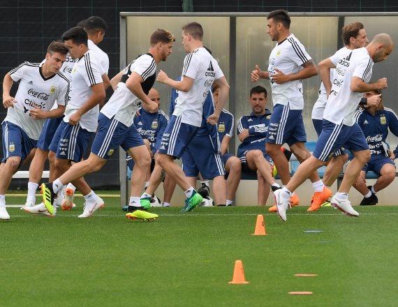שחקני נבחרת ארגנטינה