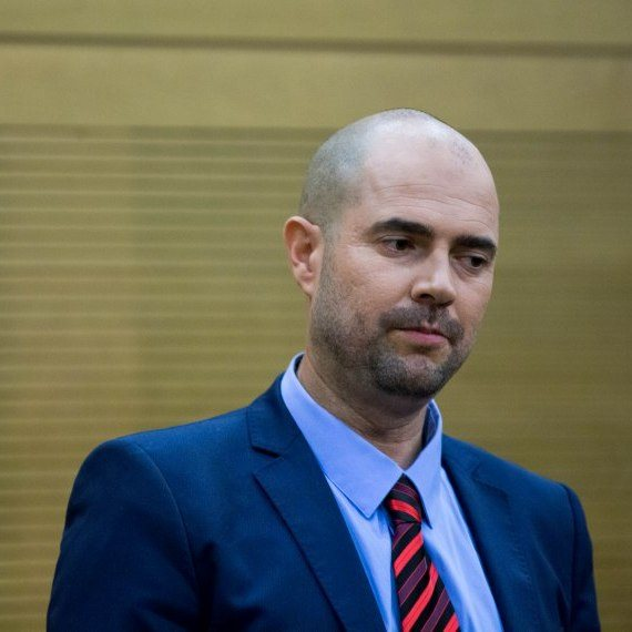 שר המשפטים החדש אמיר אוחנה