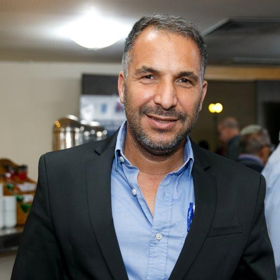 רון קובי ראש עיריית טבריה