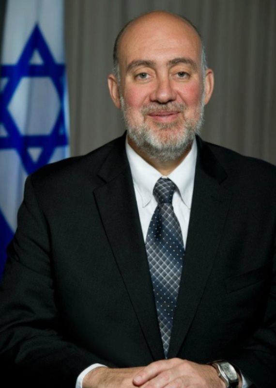 רון פרושאור, ראש מכון אבא אבן לדיפלומטיה בינלאומית במרכז הבינתחומי הרצליה