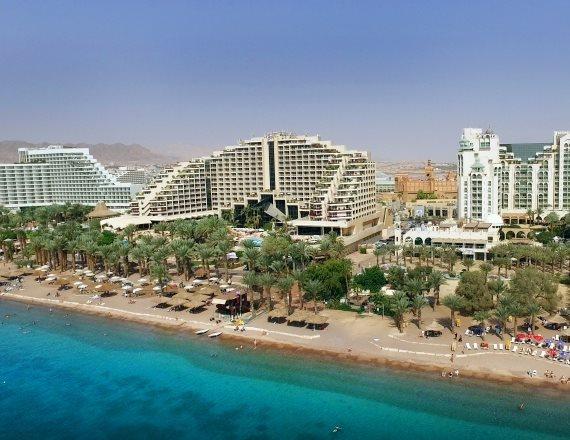 אילת - עיר המלונות