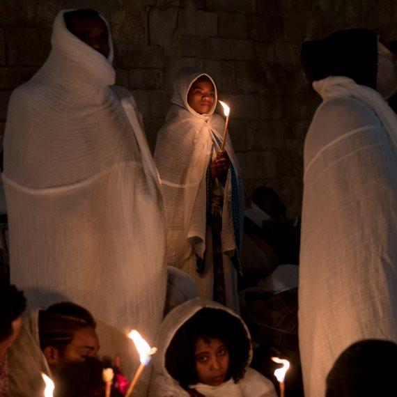 בני העדה האתיופית