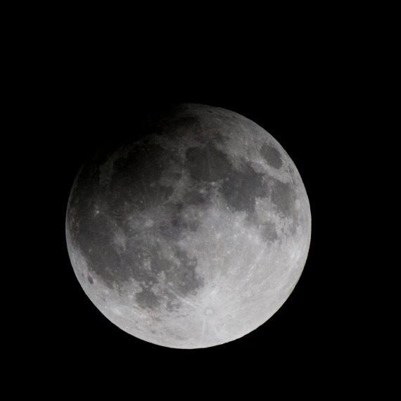 הר הזבל: גרסת הירח