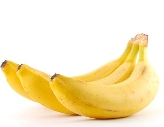 בננה פצצת אנרגיה צהובה