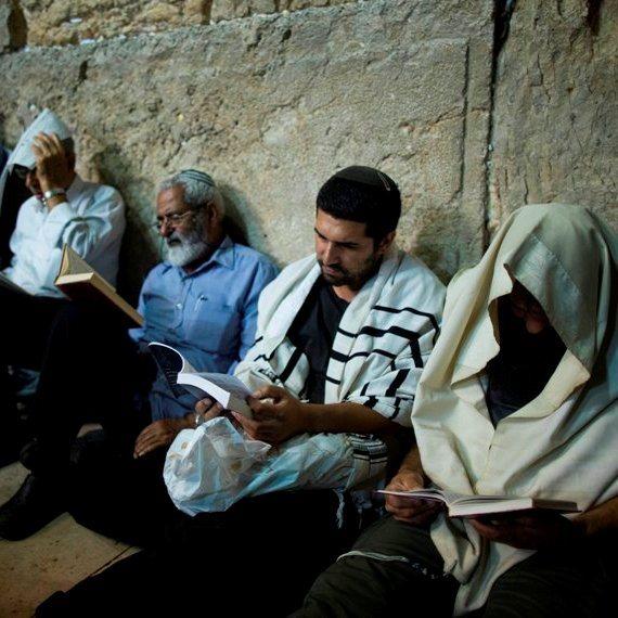 יהודים בתשעה באב
