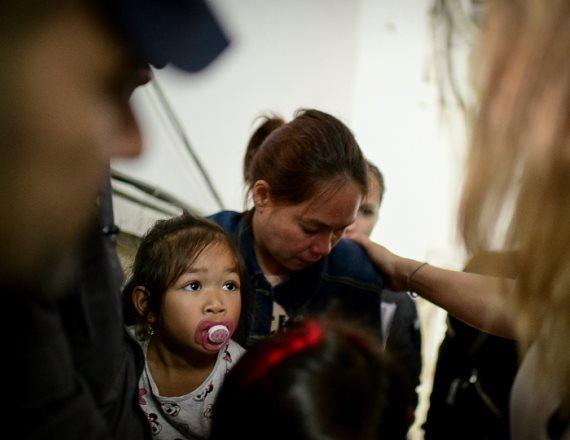 גירוש ילדי העובדים הזרים