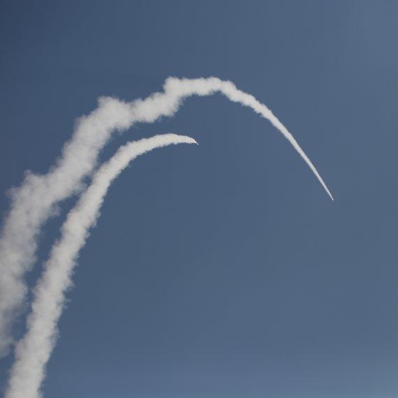 טילים בשמי הדרום