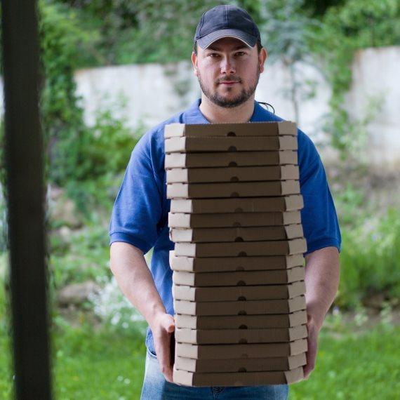 שליח פיצה