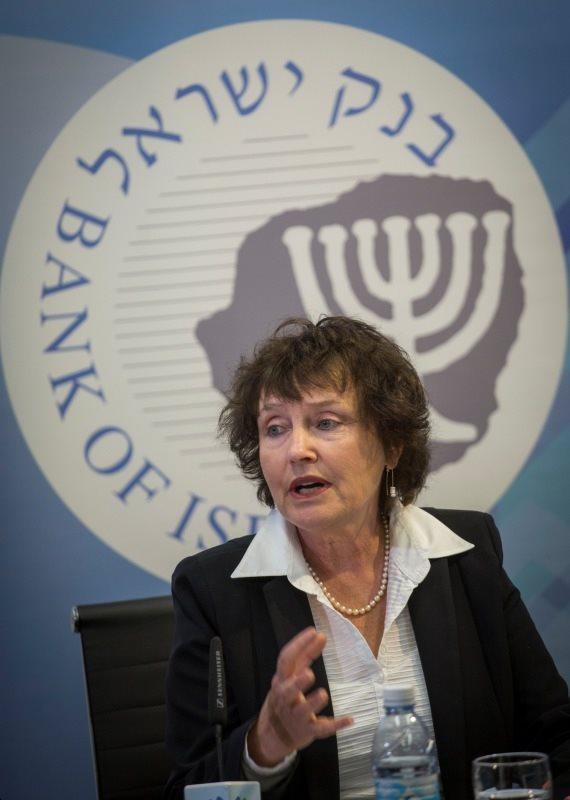 נגידת בנק ישראל לשעבר קרנית פלוג