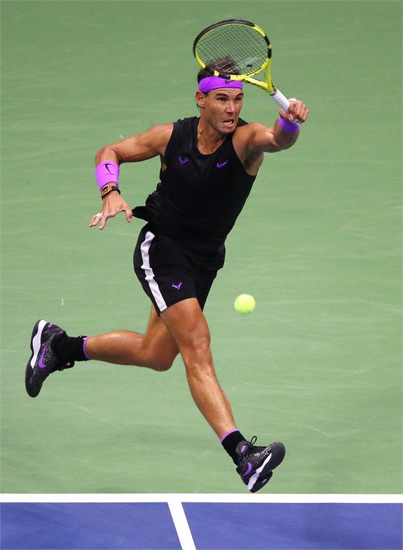 """רפאל נדאל באליפות ארה""""ב בטניס, 2019"""