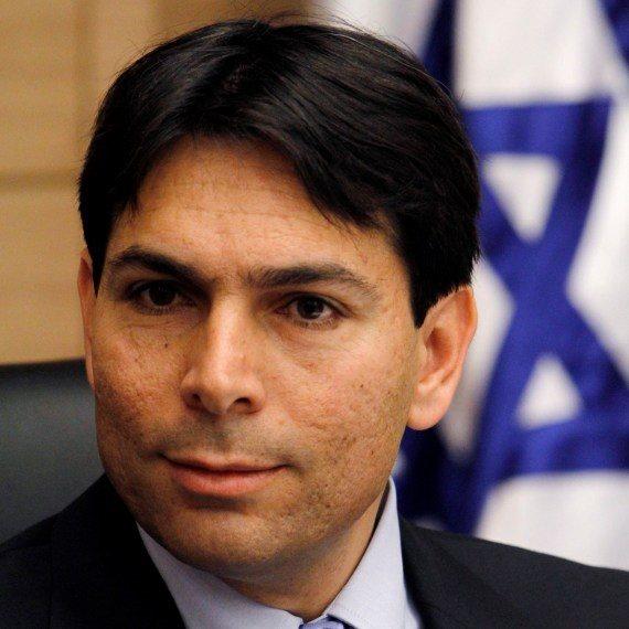 """דני דנון, שגריר ישראל באו""""ם"""