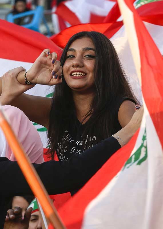 ההפגנות בלבנון, אמש