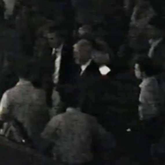 תיעוד וידאו של רצח יצחק רבין