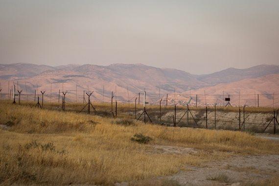 גבול ישראל-ירדן