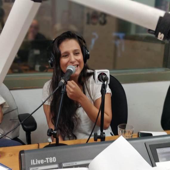 מירי מסיקה מתארחת באולפן