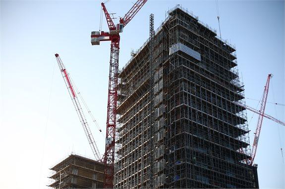 תאונות העבודה בענף הבנייה