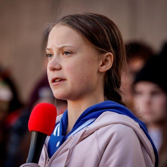 גרטה טונברג