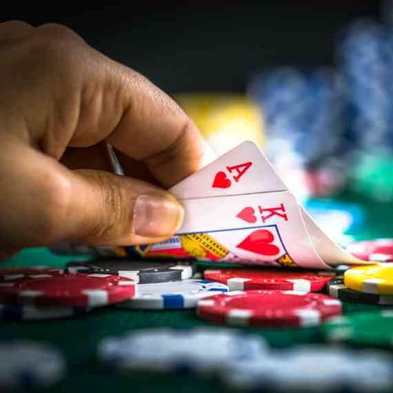 """""""כשאתה נכנס ומתחיל הימור, אתה רק חושב שאתה מרוויח"""""""